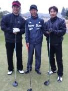 チャリティーゴルフ