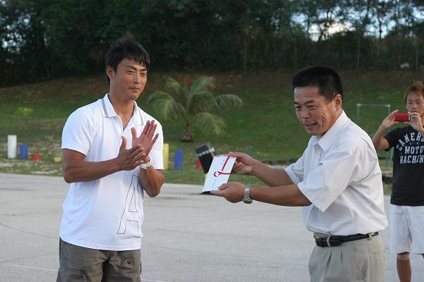 グアム日本人学校訪問(2011)