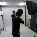 写真撮影!