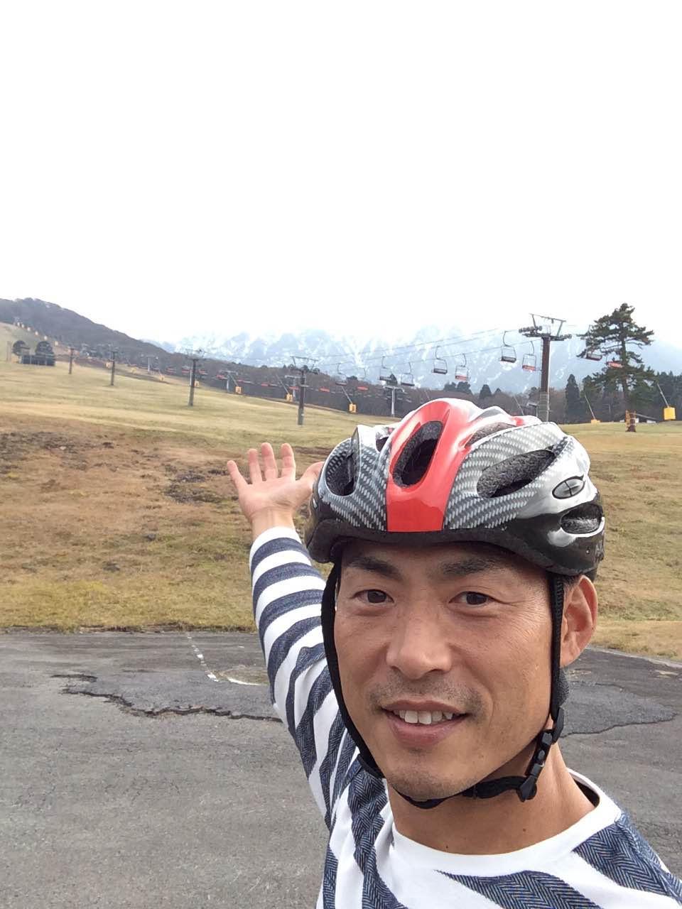 「男旅」 ~大山 サイクリング編~
