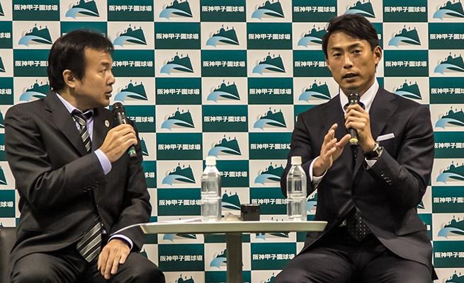 日刊スポーツ×甲子園歴史館トークショー