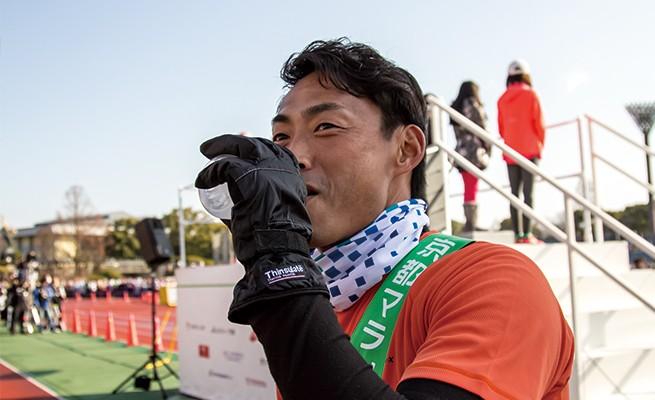 【代理投稿】京都マラソン2016