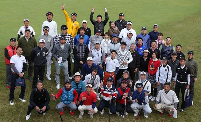 第9回24チャンピオンシップゴルフコンペ