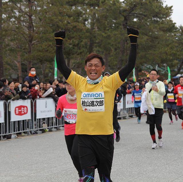 京都マラソン2019 完走!