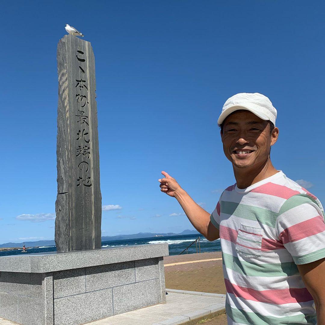 実は本州最北端の青森県下北半島、大間に来ています‼️